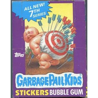 Garbage Pail Kids Series 7 Wax Box (1985-88 Topps)