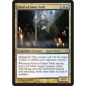 Magic the Gathering Innistrad Single Geist of Saint Traft - NEAR MINT (NM)