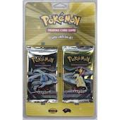 WOTC Pokemon Neo 1 Genesis 2-Booster Blister Pack