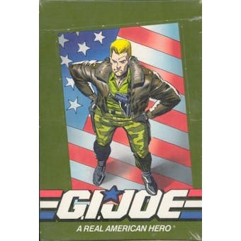 G.I. JOE Hobby Box (1991 Impel)