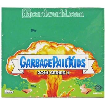 Garbage Pail Kids Brand New Series 1 Hobby Box (Topps 2014)