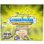 Garbage Pail Kids Series 2 35th Anniversary Hobby Box (Topps 2020)