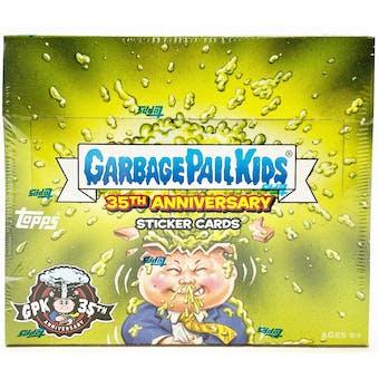 Garbage Pail Kids Series 2 35th Anniversary Hobby Box (Topps 2020)