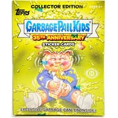 Garbage Pail Kids Series 2 35th Anniversary Collectors Edition Box (Topps 2020)