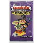 Garbage Pail Kids Series 2 Revenge of Oh, The Horror-ible! Pack (Topps 2019)