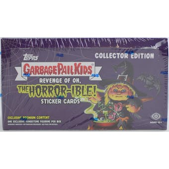 Garbage Pail Kids Series 2 Revenge of Oh, The Horror-ible! Collectors Edition Box (Topps 2019)