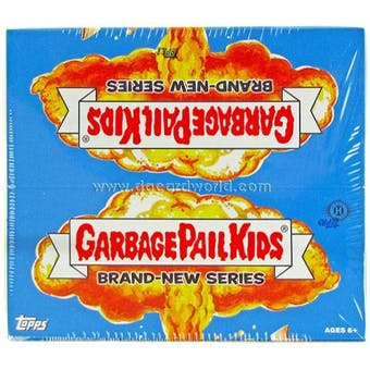 Garbage Pail Kids Brand New Series 1 Sticker Hobby Box (Topps 2012)