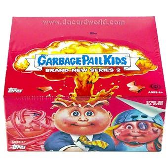 Garbage Pail Kids Brand New Series 2 Hobby Box (Topps 2013)