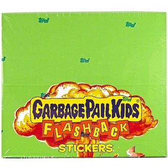 Garbage Pail Kids Flashback Series 3 Sticker Box (Topps 2011)