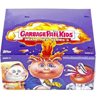 Garbage Pail Kids Brand New Series 3 Hobby Box (Topps 2013)