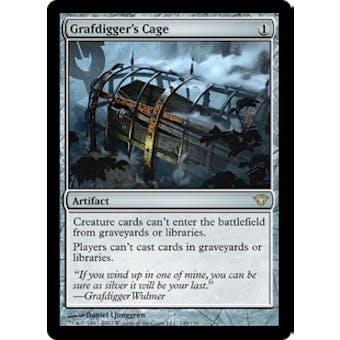 Magic the Gathering Modern Masters 2017 Single Grafdigger's Cage - NEAR MINT (NM)