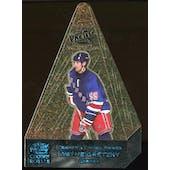 1999 Pacific Wayne Gretzky Cramer's Choice Award Die-Cut Card #1/10