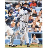 Ken Griffey Jr Seatlle Mariners UDA Autographed Stadium 16 x 20 Photo LE /50