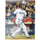 Ken Griffey Jr Seatlle Mariners UDA Autographed Home Run 16 x 20 Photo LE /50