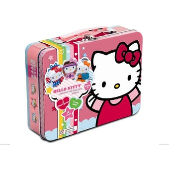 HUGE Hello Kitty Collectible Tin Lunch Box 60-CASE LOT - 1,000+ Items, $15,000+ SRP!!!