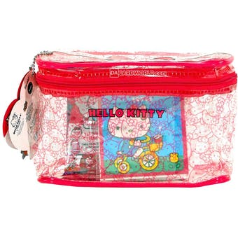 Hello Kitty 40th Anniversary Carry All 18ct Case