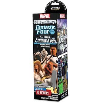 Marvel HeroClix: Fantastic Four Future Foundation Booster Box