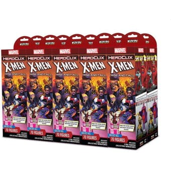 Marvel HeroClix: X-Men Rise and Fall Booster Box (Presell)