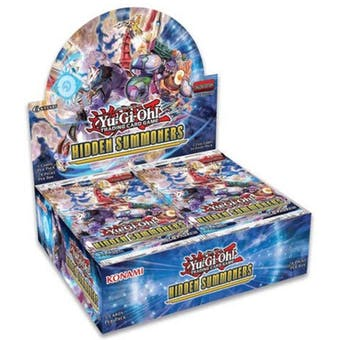 Yu-Gi-Oh Hidden Summoners Booster Pack