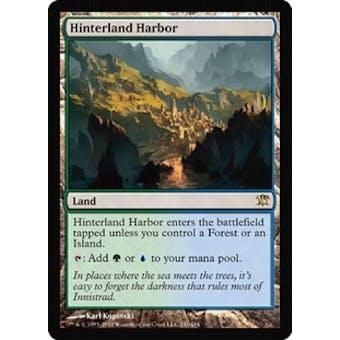 Magic the Gathering Innistrad Single Hinterland Harbor Foil - NEAR MINT (NM)