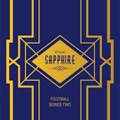 2021 Hit Parade Soccer Sapphire Edition Series 4 - 6 Hobby Box Case /50 Messi-Beckham-Maradona