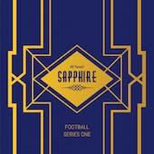 2021 Hit Parade Soccer Sapphire Edition Series 3 Hobby Box /50 Beckham-Ronaldo-Haaland