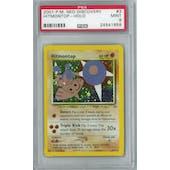Pokemon Neo Discovery Hitmontop 3/75 PSA 9