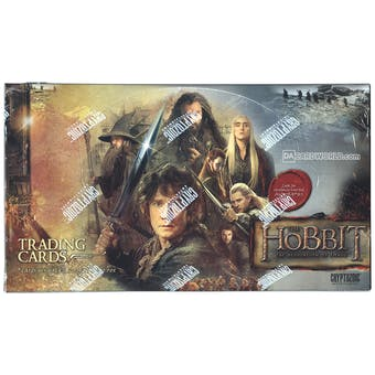 The Hobbit: The Desolation of Smaug Trading Cards Box (Cryptozoic 2015)