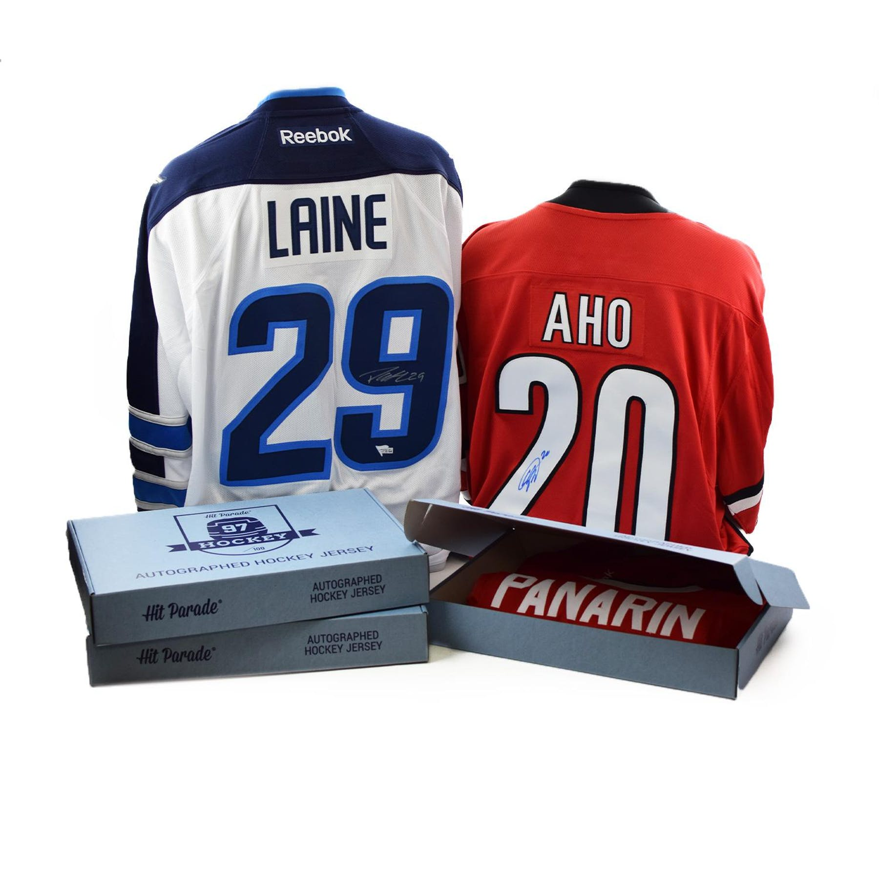 low priced 29e72 9e720 2018/19 Hit Parade Autographed Hockey Jersey Hobby Box - Series 5 - Mario  Lemieux & Mitch Marner!!