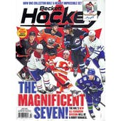 2021 Beckett Hockey Monthly Price Guide (#343 March) (Magnificent Seven)