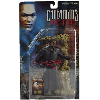 Candyman 3: Day of the Dead Movie Maniacs Action Figure Autographed by Tony Todd