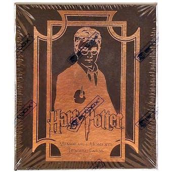 Harry Potter Memorable Moments Series 2 Hobby Box (2009 Artbox)