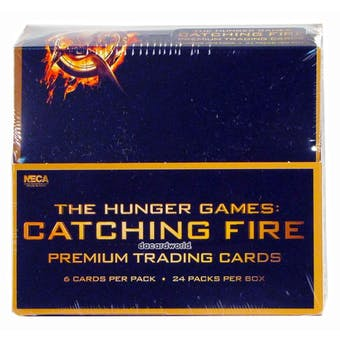 HUGE The Hunger Games: Catching Fire Trading Cards Box Lot -$60,000+ SRP! 1,200+ Boxes!