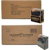 Hunger Games NECA Trading Cards GIANT LOT OF 10-BOX CASES - 80 Cases Hunger Games & 80 Cases Catching Fire
