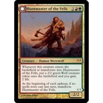 Magic the Gathering Dark Ascension Single Huntmaster of the Fells - NEAR MINT (NM)