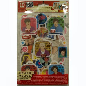 HUGE Panini One Direction Sticker Collector's Blister Lot - $18,000+ SRP! 3,500+ Packs!