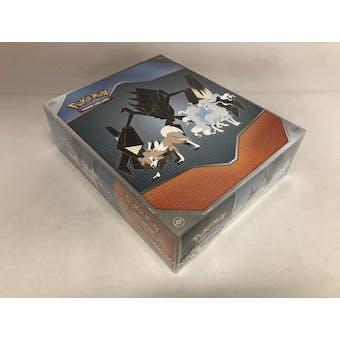 Pokemon Sun & Moon: Burning Shadows Mini Binder 6-Box Case (72 Booster Packs!)