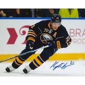 Kyle Okposo Autographed Buffalo Sabres 8x10 Photo