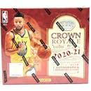 2020/21 Panini Crown Royale Basketball Hobby 8-Box- DACW Live 30 Spot Random Team Break #2