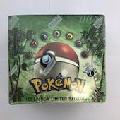 Pokemon Jungle 1st Edition Booster Box (EX-MT)