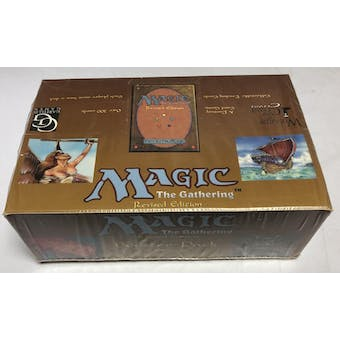 Magic the Gathering 3rd Edition (Revised) Booster Box