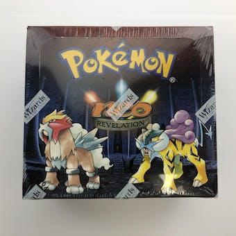 Pokemon Neo 3 Revelation 1st Edition Booster Box (A)
