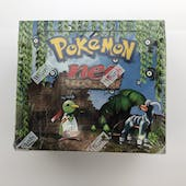 Pokemon Neo 2 Discovery 1st Edition Booster Box (C)