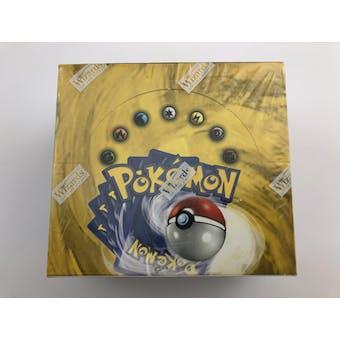 Pokemon Base Set 1 Unlimited Booster Box