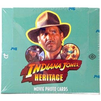 Indiana Jones Heritage Hobby Box (2008 Topps)