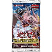 Yu-Gi-Oh Infinity Chasers Booster Pack
