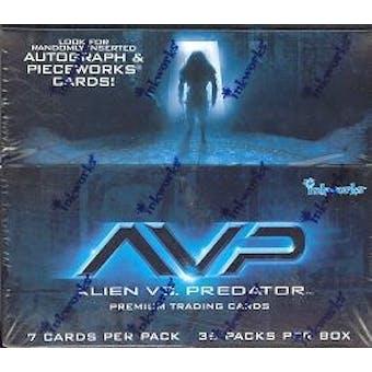 Alien VS. Predator Hobby Box (2004 InkWorks)