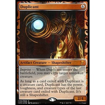 Magic the Gathering Kaladesh Inventions Single Duplicant FOIL - NEAR MINT (NM)