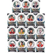 2011/12 ITG Canada vs The World Great Moments Complete 15 Card Set