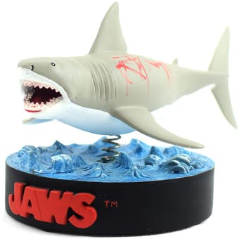 Richard Dreyfus Autographed Jaws Shark Figure